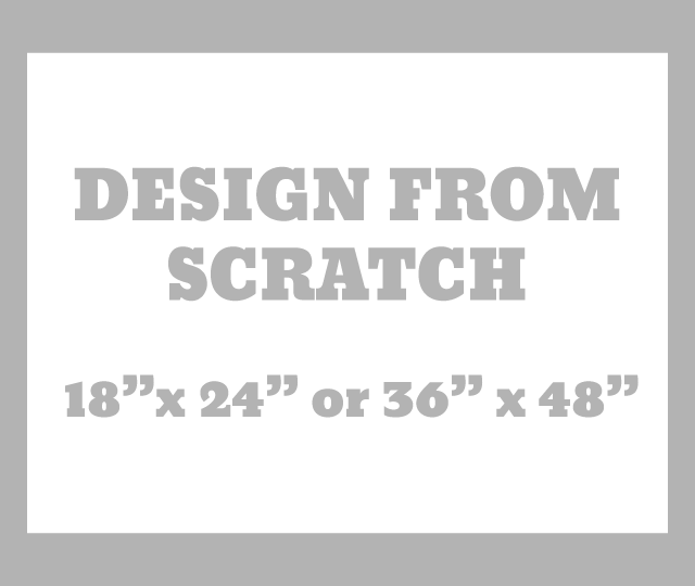 Design From Scratch Sign