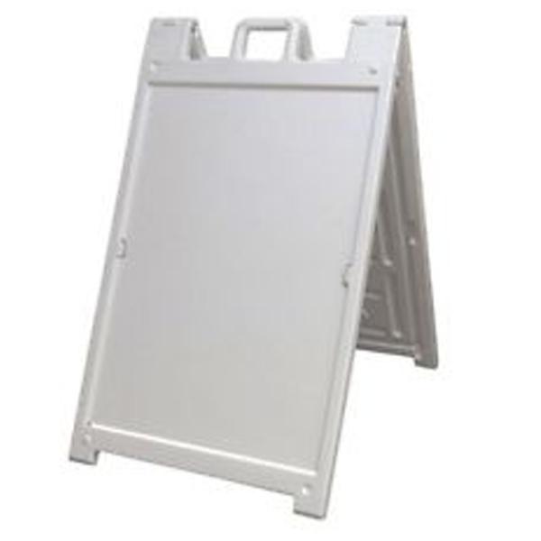 36 x 24 PVC Sidewalk Sign A Frame
