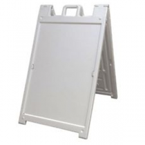 36 x 24 PVC Sidewalk Sign A Frame