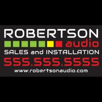 Audio Retail Banner