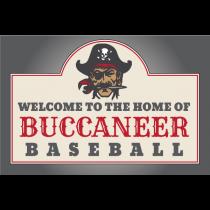 Buccaneer Mascot