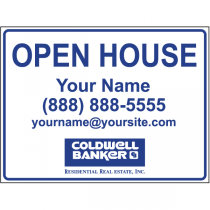 Coldwell Banker Open House