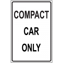 Compact Car Only
