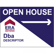ERA Open House Directional