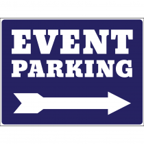 Event Parking Directional Simple