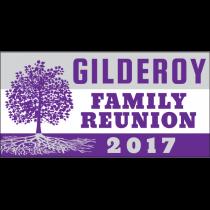 Family Reunion Magnet