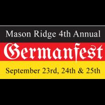 Germanfest Banner