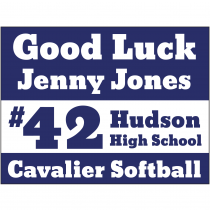 Good Luck Softball