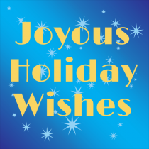 Joyous Holiday Wishes