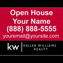 KW Open House Straight