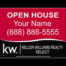 Keller Williams Curve Open House