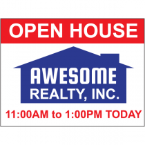 Awesome Open House