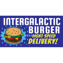 Restaurant Delivery Service Banner