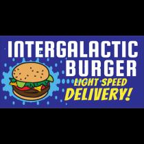 Restaurant Delivery Magnet