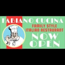 Restaurant Now Open Banner