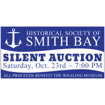 Silent Auction Banner