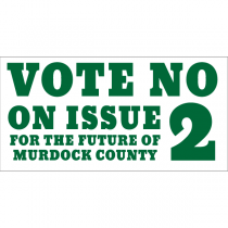 Vote No On Issue 2 Magnet