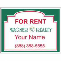 Wagner Realty For Rent