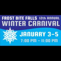 Winter Carnival Banner