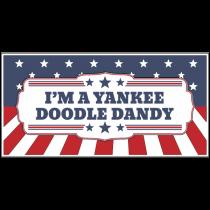 Yankee Doodle Magnet