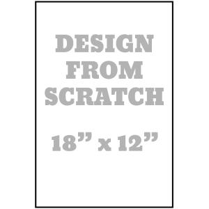 Design From Scratch 18 x 12