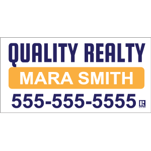 Quality Realty Banner